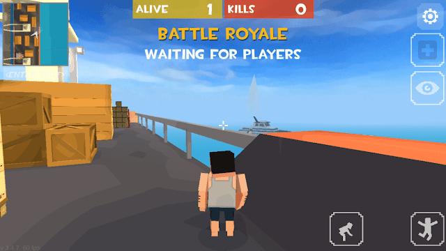 Grand Battle Royale - Game Offline Mirip dengan Free Fire Android dan Apps Store