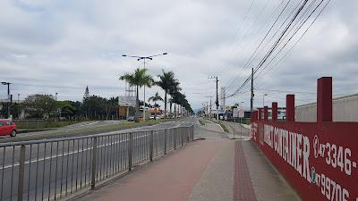 Bairro São Vicente Itajaí