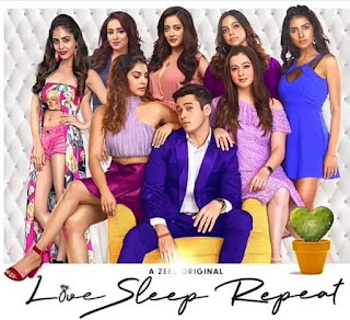 Love, Sleep, Repeat 2019 S01 Complete Download 720p WEBRip