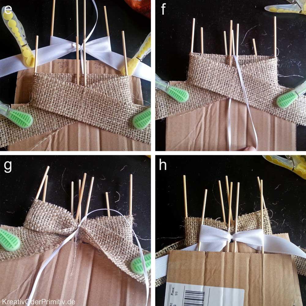 Kreativ Oder Primitiv Antennenschleifen Zur Hochzeit