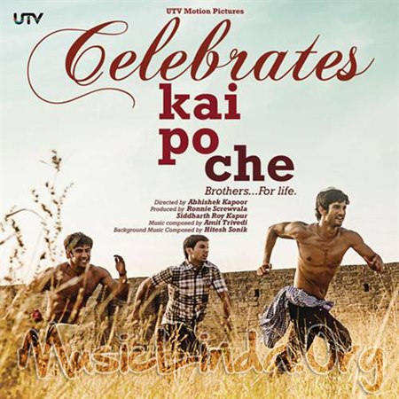 Celebrate Kai Po Che Hindi Mp3 Songs Free Download