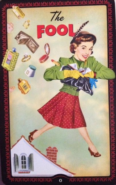 Tarot Musings Using Tarot Reversals: Tarot Musings: Tarot Card Of The Day