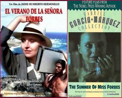El verano de la señora Forbes / The Summer of Miss Forbes. 1989.