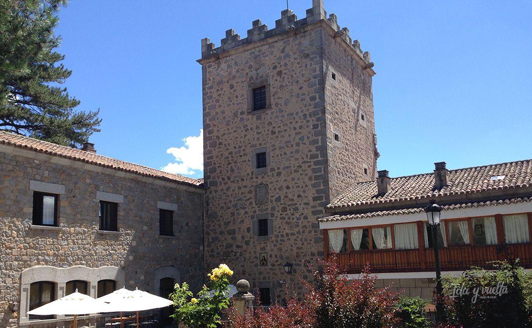 Parador de Ávila fachada