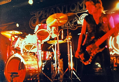 Phantom's Opera on stage at The Soap Factory around 1982