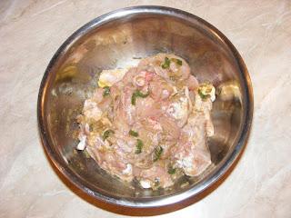 retete preparare carne de pui in marinata pentru gratar sau grill,