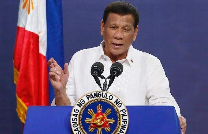 Philippines President Rodrigo Duterte reveals he has autoimmune disease