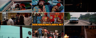 Como humo se va (1978) Up in Smoke - Fotogramas