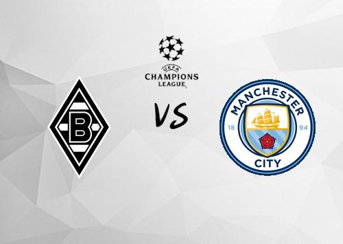 Borussia M'gladbach vs Manchester City  Resumen y Partido Completo