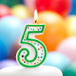 Reflections on Turning 5