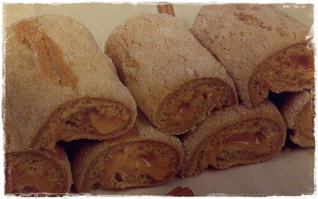 Tortinha de Canela Com Doce de Ovos - Receitas do Mundo - Portugal