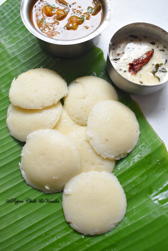poha idli without urad dal