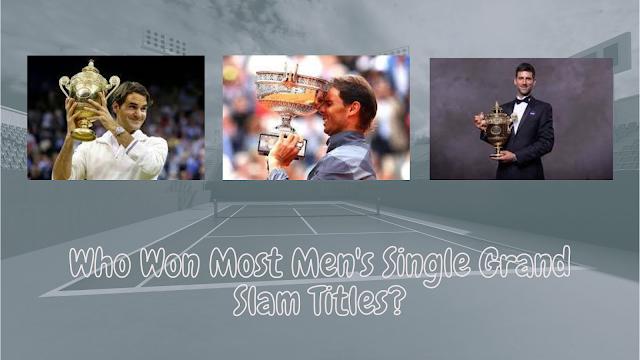 Who Won Most Grand Slam Men's Single Titles