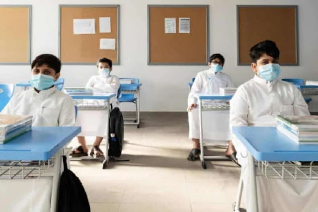 Ministry of Education starts calculating the absence of Non-Vaccinated students - Saudi-Expatriates.com