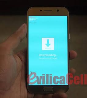 Flash Samsung Galaxy A5 SM-A500F