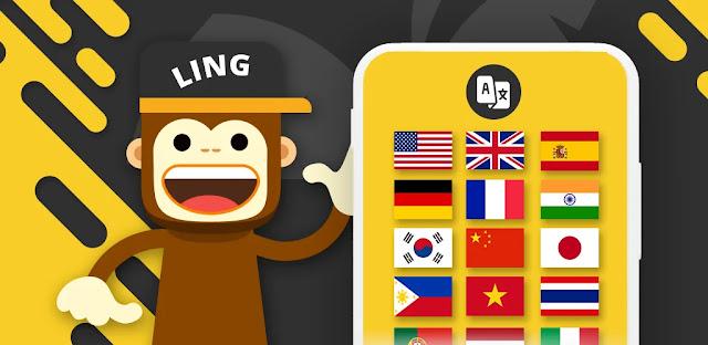 تنزيل تطبيق Ling: Learn Languages - برنامج تعلم اكثر من 60 لغة للاندرويد
