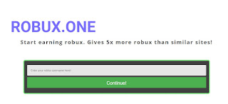 Robux.one - How to Get Free Robux Roblox Using Robuxone