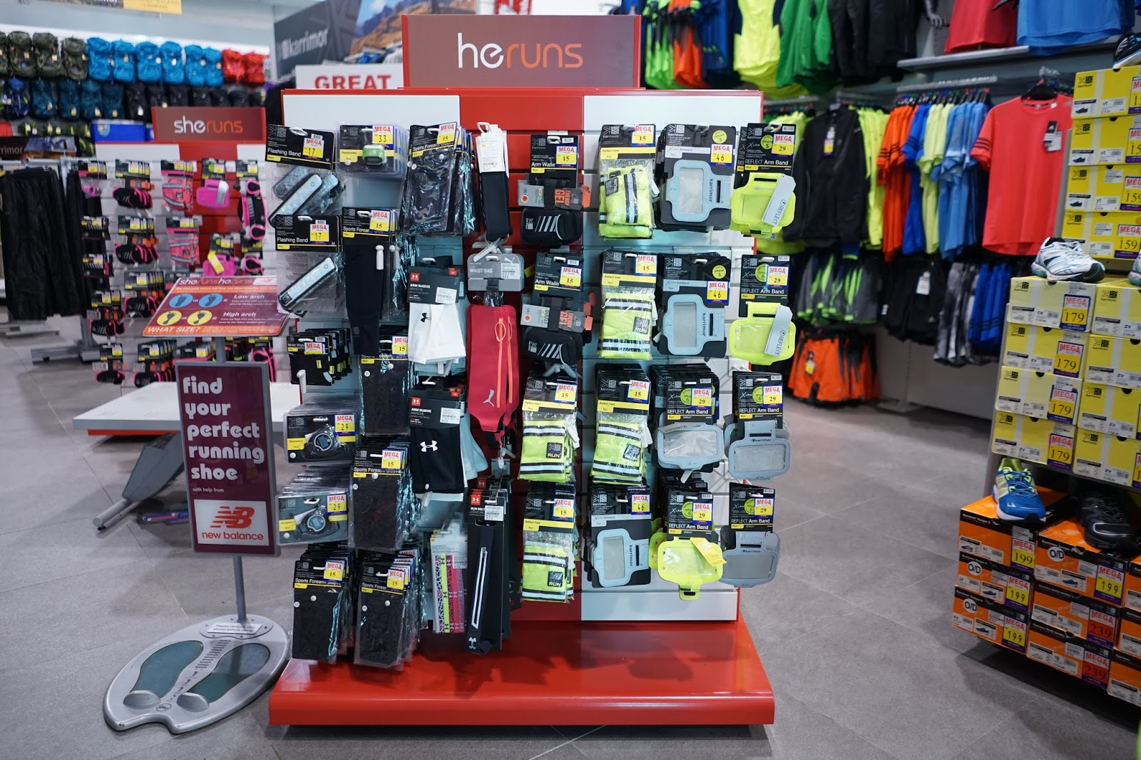 Karen kho shopping in sports direct so if youre looking for sports equipment from head to toes for you or your family members visit any of sports direct outlet in malaysia and enjoy the sciox Choice Image