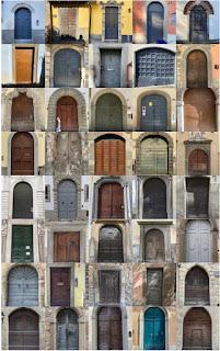 40 Doors of Bergamo - The Ascent of Man