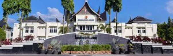 Gedung kantor Walikota Kota Solok