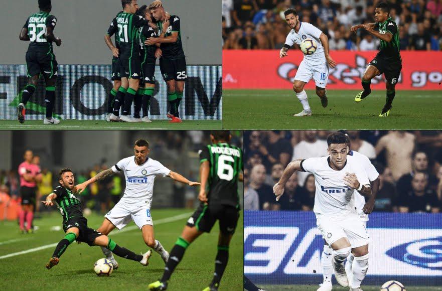 Spalletti sbaglia tutto e la sua Inter perde in casa del Sassuolo: 1-0 decide Berardi su rigore | Calcio Serie A