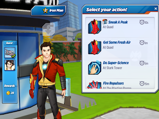 MARVEL Avengers Academy Mod unlimited money