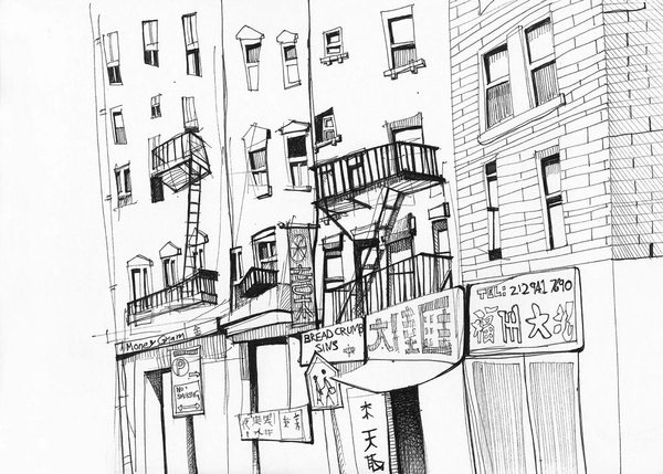06-Gregor-Louden-Architectural-Drawings-of-our-Streets-www-designstack-co