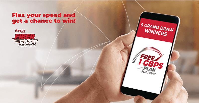 PLDT announces Fiber Fast Speedtest Raffle—prizes include PS5, ASUS ROG Gaming router, Google Home WiFi bundle!