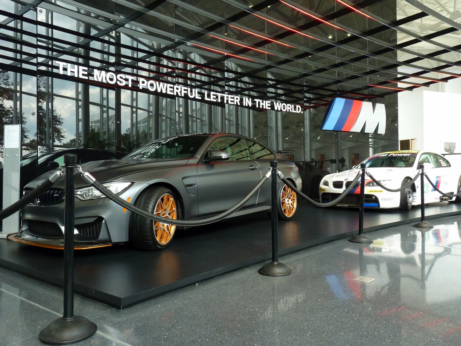 Tour Of The Bmw Zentrum Museum In Greer S C