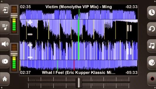 تحميل برنامج تركيب الصوت على الموسيقى للايفون وللايباد ودمج