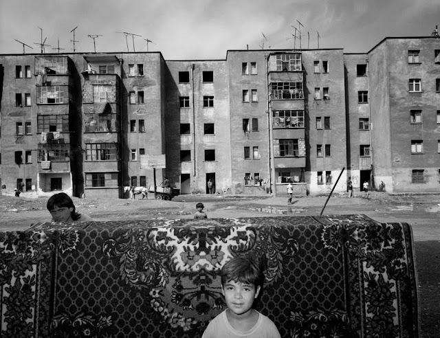 Block in Tirana