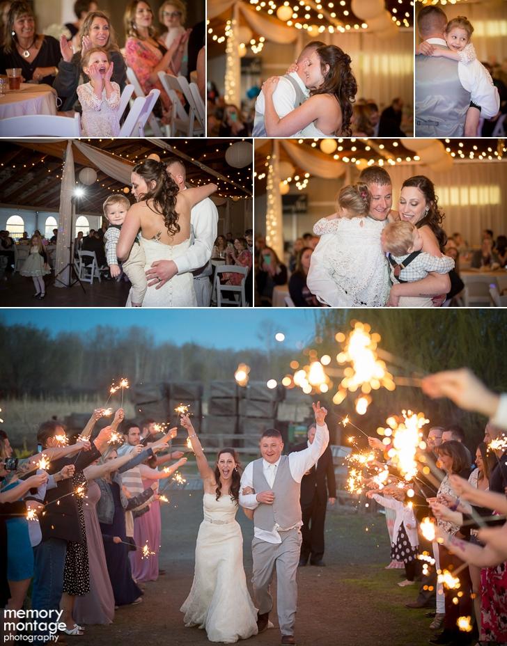 Union Gap Wedding at Spring Creek Homestead Melissa and Greg Gargett
