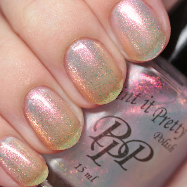 Paint It Pretty Polish Baby It's Cold Outside