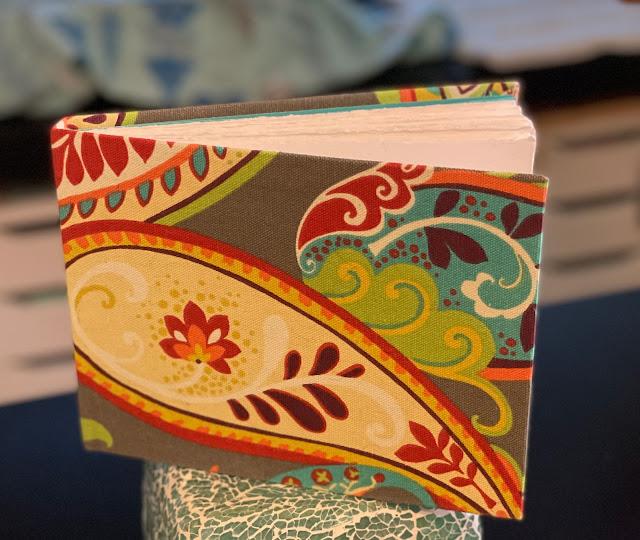 Handmade Watercolor Sketchbook