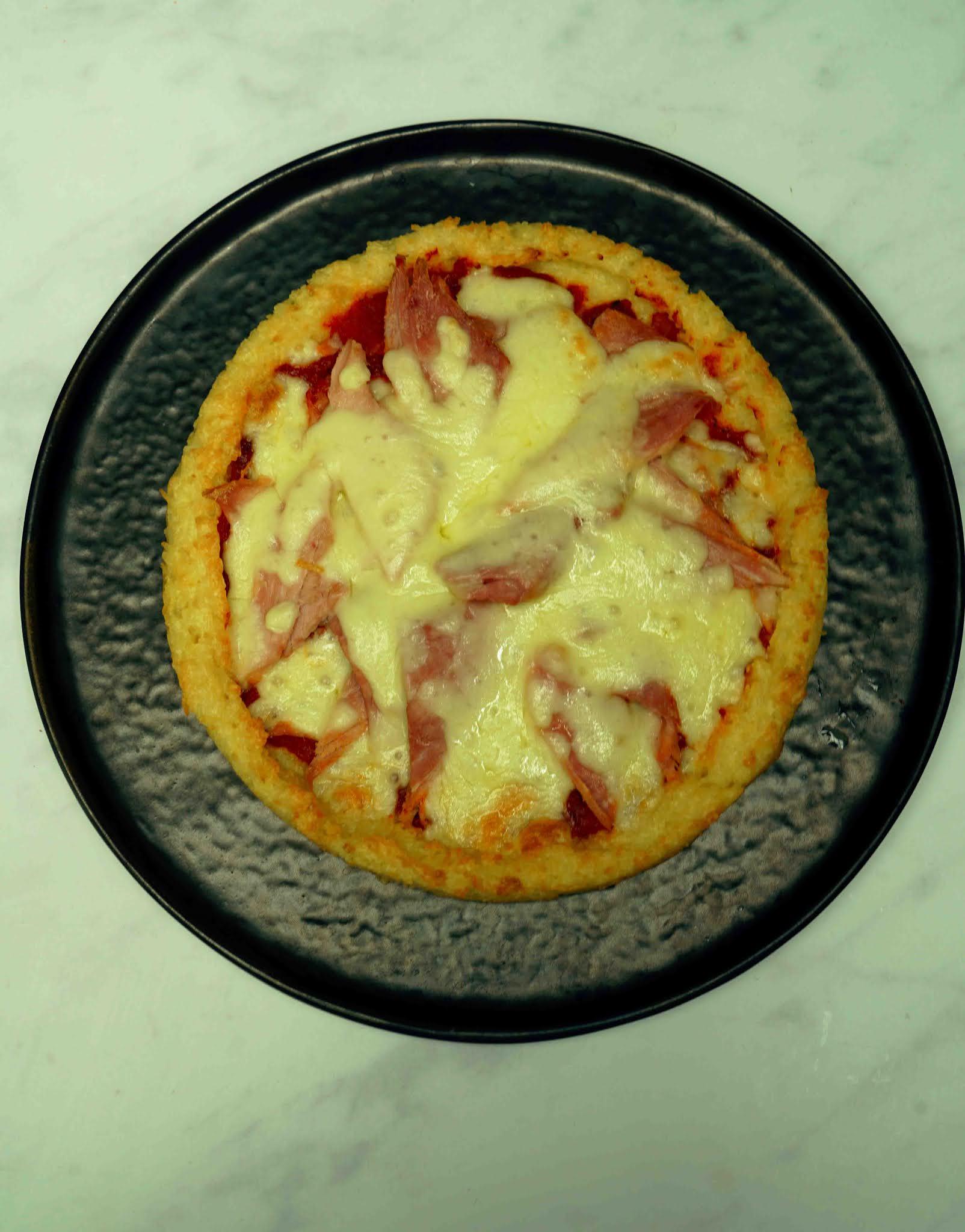 pizza , plat familial , riz