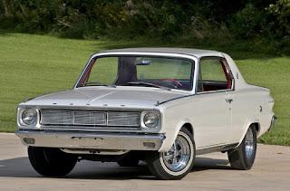 1966 Dodge D-Dart GT Sports Coupe Front