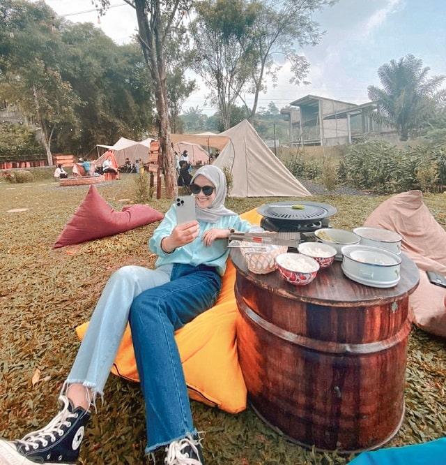 lokasi atanapi coffee camp bandung