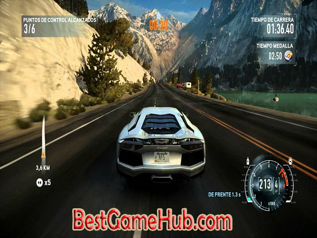 Need For Speed The Run PC Game Full Version Download Free