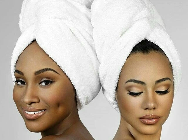 Hot towels, basic hair care tips