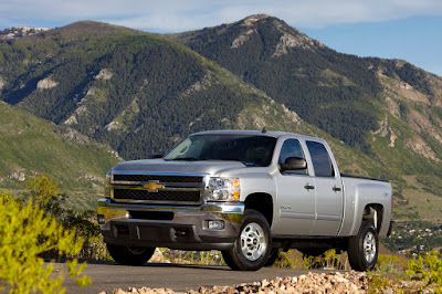 Four Chevrolets Lead the J.D. Power Study
