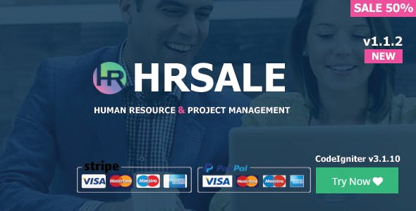 HRSALE v1 1 2 - The Ultimate HRM Nulled Free Download - Scripts