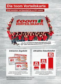 Toom Baumarkt Prospekt - Woche 2 - Angebote ab 2. Januar bis 31. März 2017