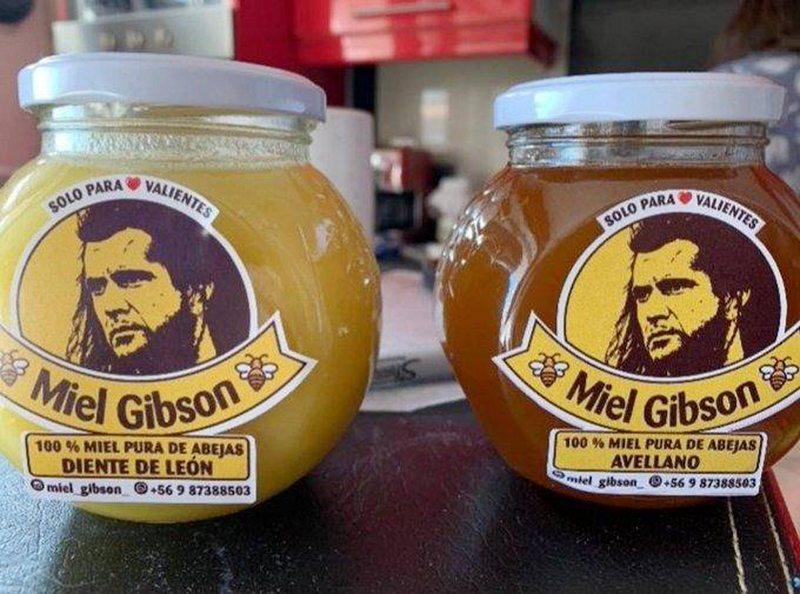 Mel Gibson quiere que vendedora de miel deje de usar su imagen