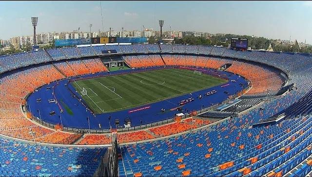 وزير الرياضة: إستاد القاهرة جاهز لاستضافة نهائي إفريقيا بين القطبين