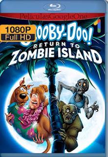 Scooby-Doo! Retorno A La Isla Zombi[2019] [1080p BRrip] [Latino- Ingles] [GoogleDrive] LaChapelHD