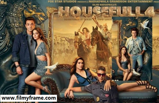 Housefull 4 is Back to Make us Laugh