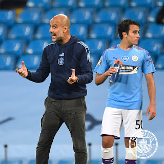 Man City will prepare to fight for Premier League title next season – Pep Guardiola