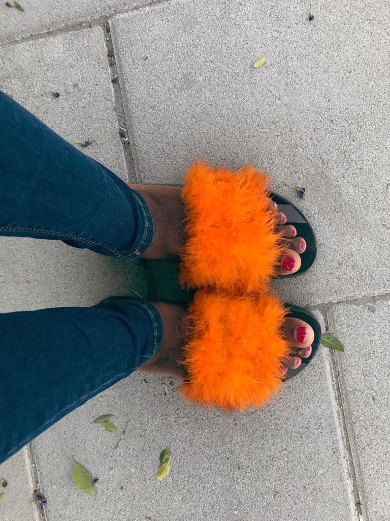 DIY || How To Make Your Own Fur Slides (Super Easy)