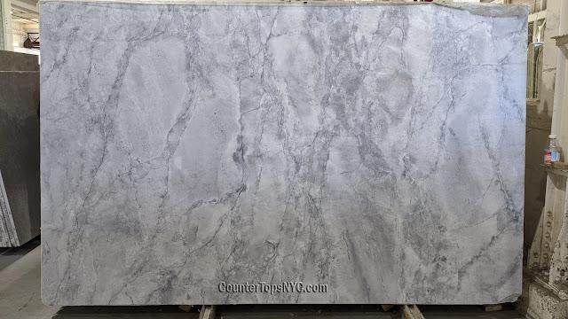 Super White Quartzite Honed NYC