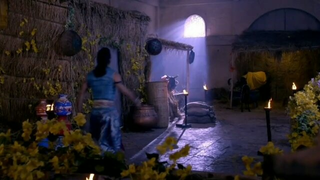Radha krishna serial today